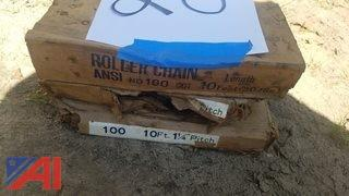 #100 Roller Chain
