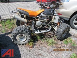 2004 Polaris Predator ATV