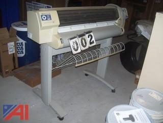 HP Designjet 750C Plus
