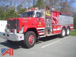 1980 GMC/E-One Brigadeer Fire Engine/Tanker