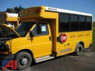 2014 Chevy Express School Bus