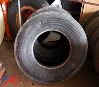 Continental 425/65R22.5 Heavy Truck Tires