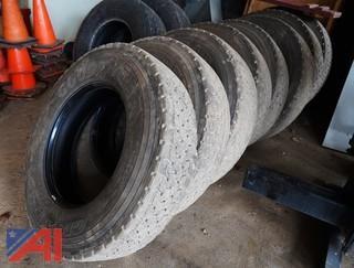 Goodyear 11R24.5 Heavy Truck Tires