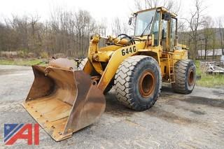 1997 John Deere 644G Articulated Wheel Loader
