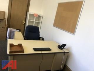 Various Teacher Desks