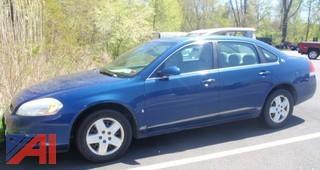 #7 2006 Chevy Impala LS 4DSD