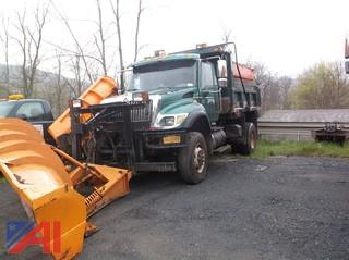 2004 International 7500 Dump Truck with Plows and Sander