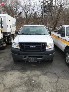 2008 Ford F150 XL Pickup Truck