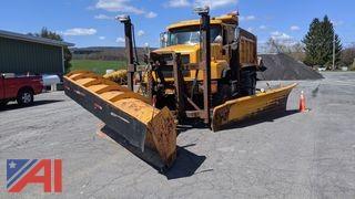 2004 International Paystar 5600i 6 x 6 Dump Truck & Plows