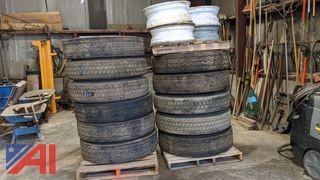 Various Tires & Wheels
