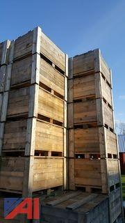 International Shipping Storage Crates