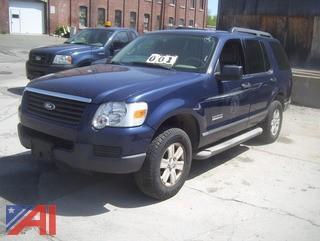 2006 Ford Explorer XLS SUV