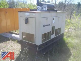 Generac 40 KVA Genset Generator