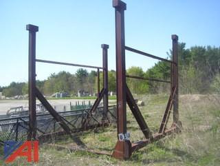 Steel Sander Rack