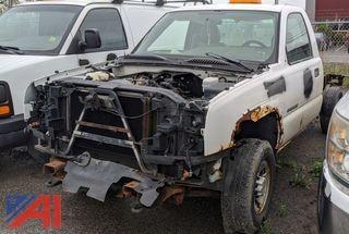 2006 Chevy Silverado 2500HD Cab & Chassis