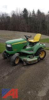 """2012 John Deere 60"""" X748 Mower"""