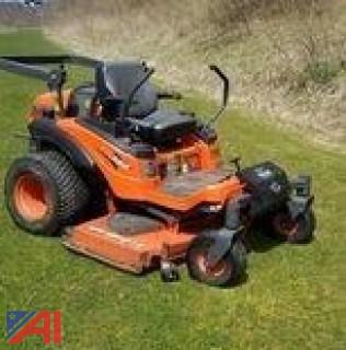 "2012 Kubota ZD-326 60"" Zero Turn Mower"
