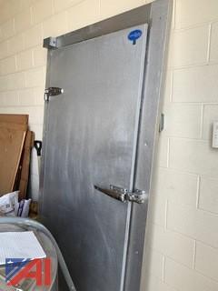 6' x 12' Walk in Freezer