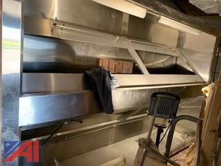 Stainless Steel Vent Hood #2