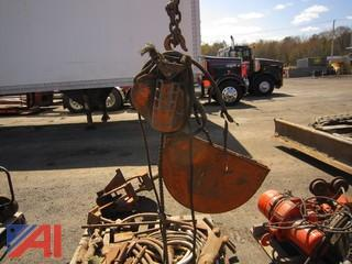 Yale/Town Electric Lifting Hoist