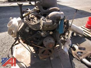 Ford Powerstroke 6L Diesel Core