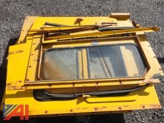 CAT D-5 Dozer Cab Panels