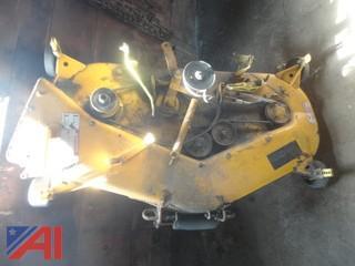 John Deere Mower Deck Attachment