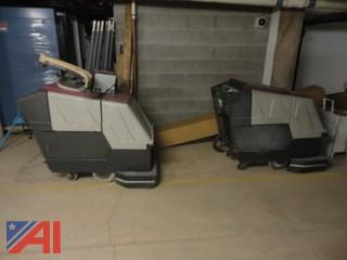 Minuetman 260 Floor Scrubber & 260 Parts Machine