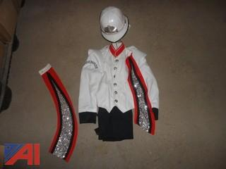 Large Lot of Band Uniforms
