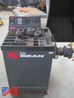 Wheel Balancer Computer