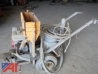 Road Striper Machine