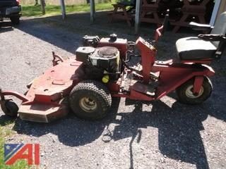 "1990's Ferris CVV22S 60"" Zero Turn Mower"