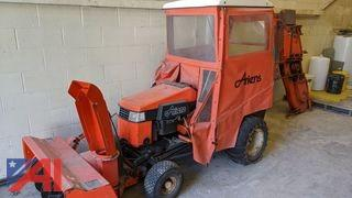 Ariens Magnum Tractor with Snow Blower