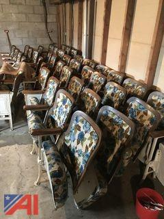 Folding Auditorium Seats