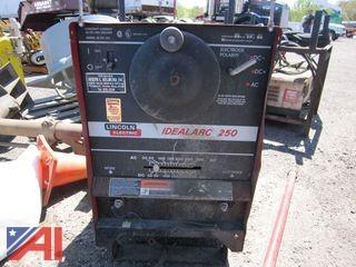 Lincoln Welder Idealarc 250