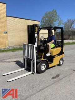 2009 Yale Forklift