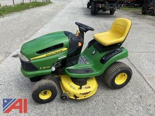John Deere LA125 Riding Lawn Tractor