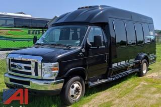 2012 Ford E350 Super Duty Luxury Mini Bus