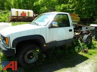 1998 Chevy C/K 2500 Pickup Truck