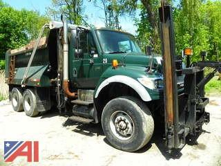 2004 International 7600 Dump Truck