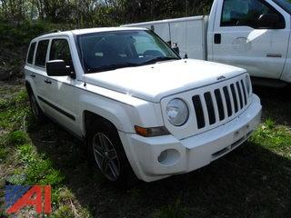 2007 Jeep Patriot Sport SUV