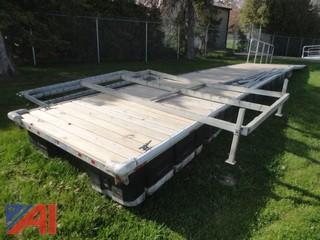 Dock Rite 30' x 5' Aluminum Dock