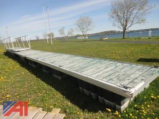 Dock Rite 4' x 60' Aluminum Dock