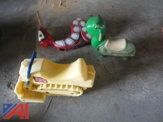 Spring Ride Toys
