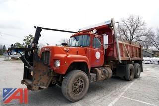 1988 Mack RD690S 10 Wheel Dump Truck/51