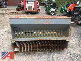 PTO Driven Tractor Seeder