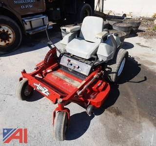 """eXmark 48"""" Ride on Zero Turn  Mower"""