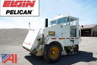 1985 Elgin Pelican S Street Sweeper