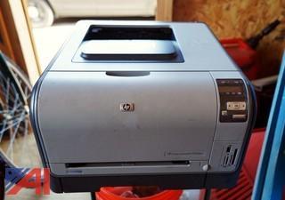 H.P. Printer & APC Backup