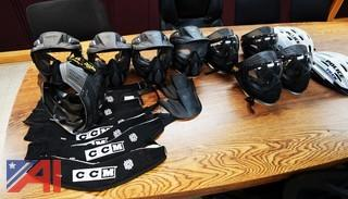 Paintball Masks & Bike Helmets